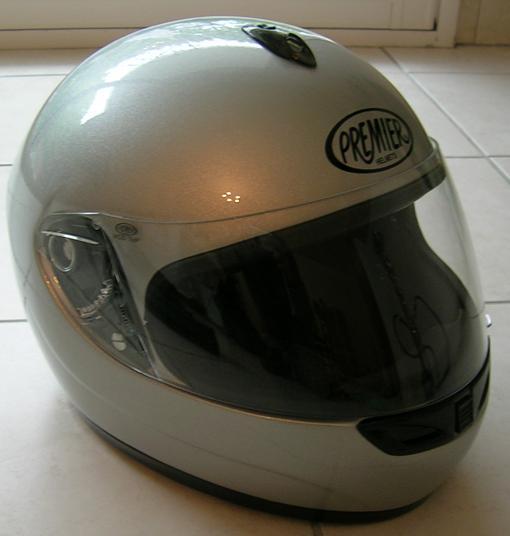 casque moto premier