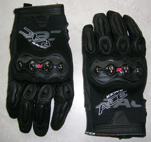 gants moto protection