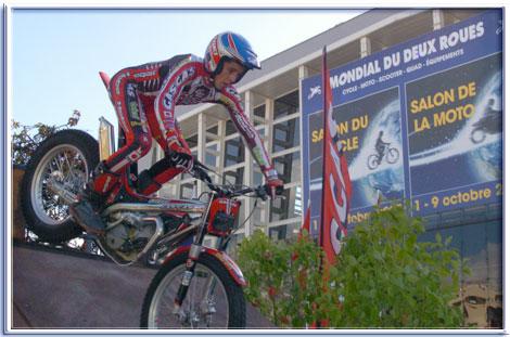 Trial - Mondial du reux roues 2007
