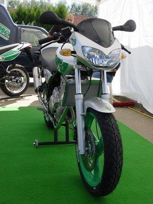 moto 125 MZ RT RS
