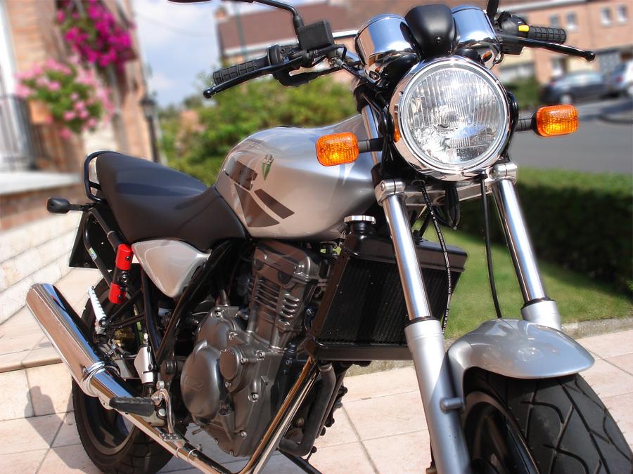 Moto MZ 125 Rt de Antoine