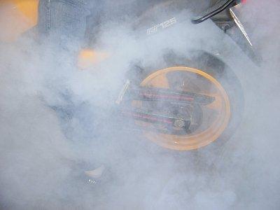 Burn moto 125 MZ RT