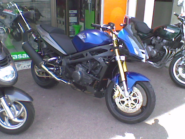 MZ 1000 Roadster