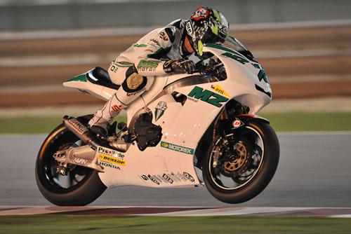MZ MOTO2 GP 2011